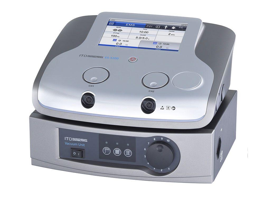ES 5200 Elektroterapi Cihazı